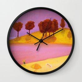McCook Point, Niantic Connecticut Wall Clock