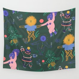 Life is a dance Wall Tapestry