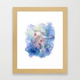 IV Framed Art Print