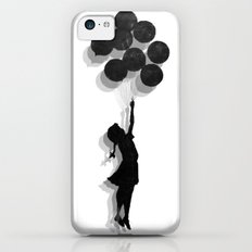Banksy Fly Away  iPhone 5c Slim Case