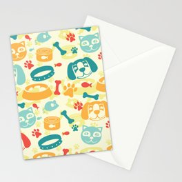 Pet Lovers Stationery Cards