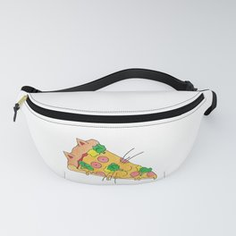 Pizzacat Fanny Pack