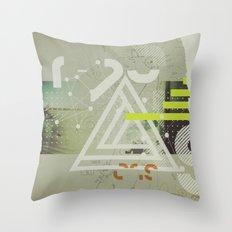 Coordinates Throw Pillow