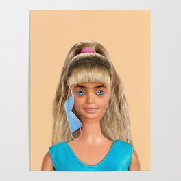 Quarantine Doll Poster