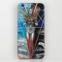 Eclipse 2 - Balance of 2 Swords iPhone Skin