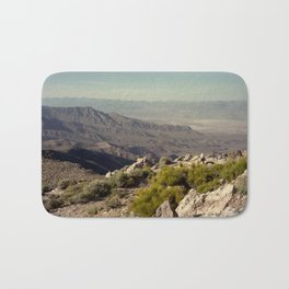 Death Valley Bath Mat