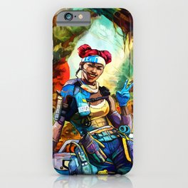 Colorful Medic iPhone Case