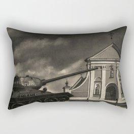 The USSR Rectangular Pillow