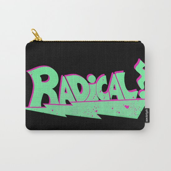 Totally Rad Carry-All Pouch