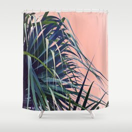 Feather Palm Shower Curtain