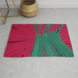 Waves of Color Rug