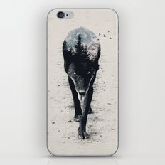 Up in the Woods iPhone Skin