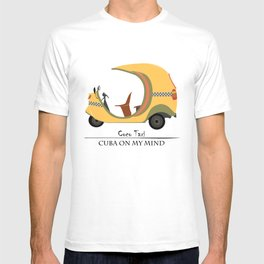 Coco Taxi - Cuba in my mind T-shirt