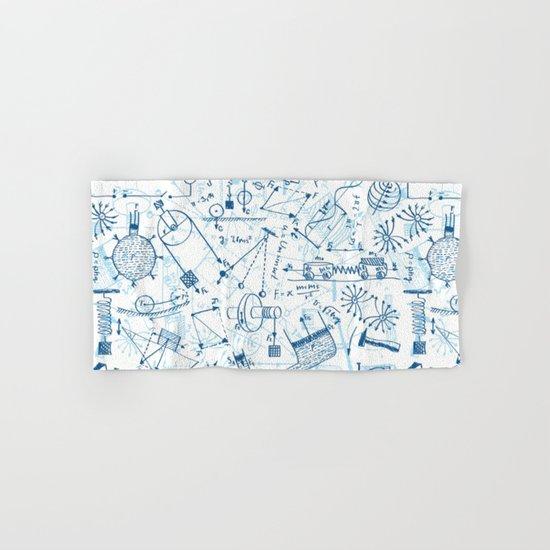 School chemical #4 Hand & Bath Towel