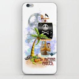 The Moeraki Pirates iPhone Skin