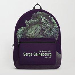L'Homme à tête de chou Backpack