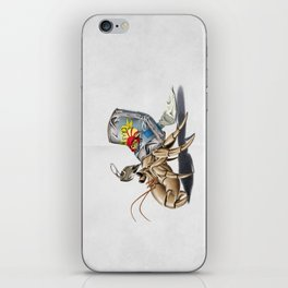 No Place Like Home (Wordless) iPhone Skin
