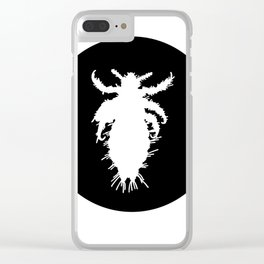 Louse Clear iPhone Case