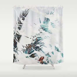 Faulty Shower Curtain