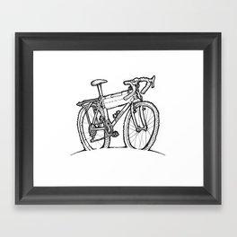Transport Framed Art Print