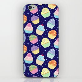 Cupcakes à discrétion iPhone Skin