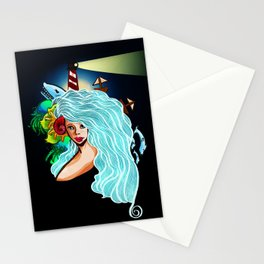 How I Became the Sea Stationery Cards