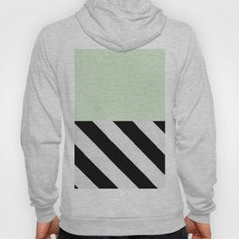 PARALLEL_LINES_GREEN_MINT Hoody
