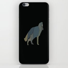 Magic Fox iPhone Skin