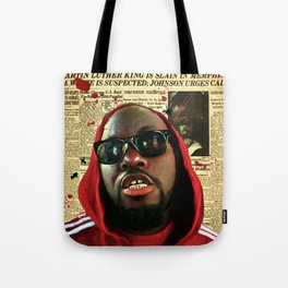Kill The Messenger! Tote Bag