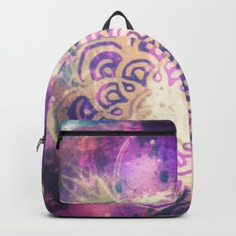 Mystic Mandala Backpack