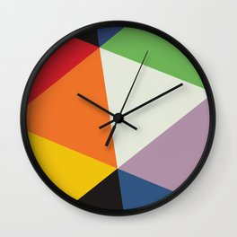 SWISS MODERNISM (MAX BILL) Wall Clock