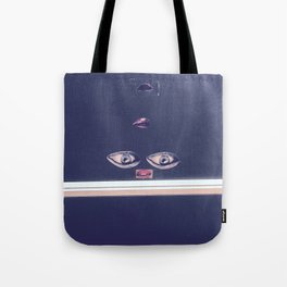 Troubled Sleep Tote Bag