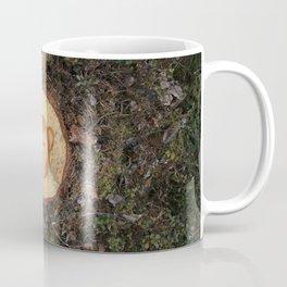 Deforestation Faces - Monkey Coffee Mug