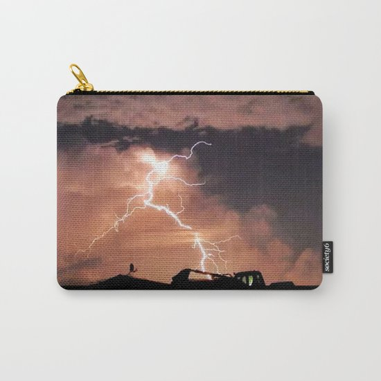 Mister Lightning Carry-All Pouch
