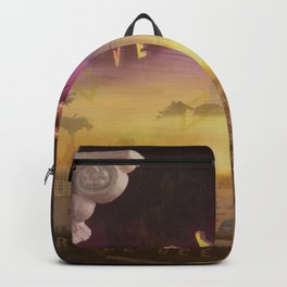 Venice California Backpack