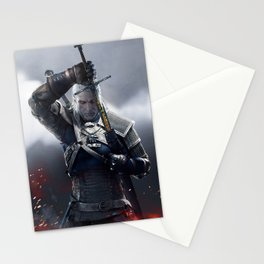 The Witcher 3 : Wild hunt Stationery Cards