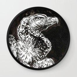 Rüppell's Vulture Wall Clock