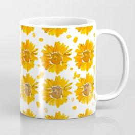 Fall Sunflowers Coffee Mug
