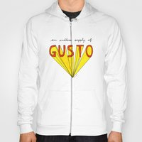 an endless supply of gusto Hoody