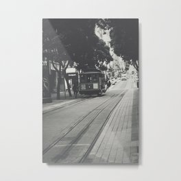 Frisco  Metal Print
