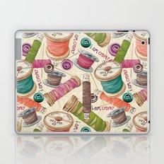 I Am Crafty Laptop & iPad Skin