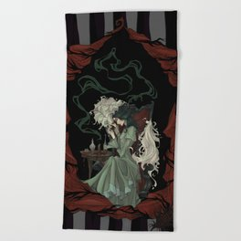 Tragically Ever After: Mina Beach Towel