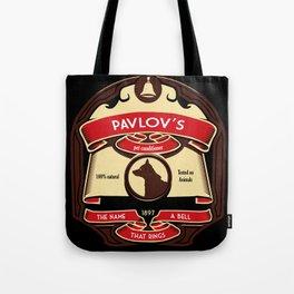 Pavlov's Conditioner Tote Bag
