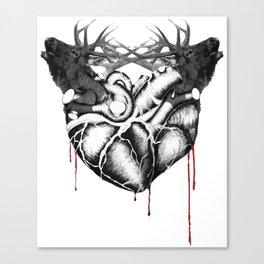Love Affair Canvas Print