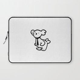 Business Koala Laptop Sleeve