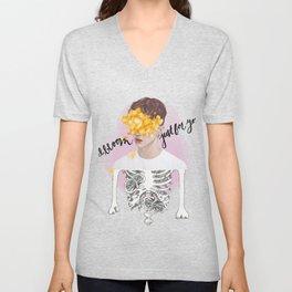 Bloom Tour Shirt Unisex V-Neck