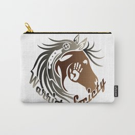 Warrior Society (Horse) Carry-All Pouch