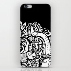 Puisto iPhone & iPod Skin