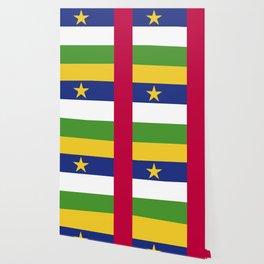 Central African Republic flag emblem Wallpaper