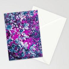 autumn tree V Stationery Cards
